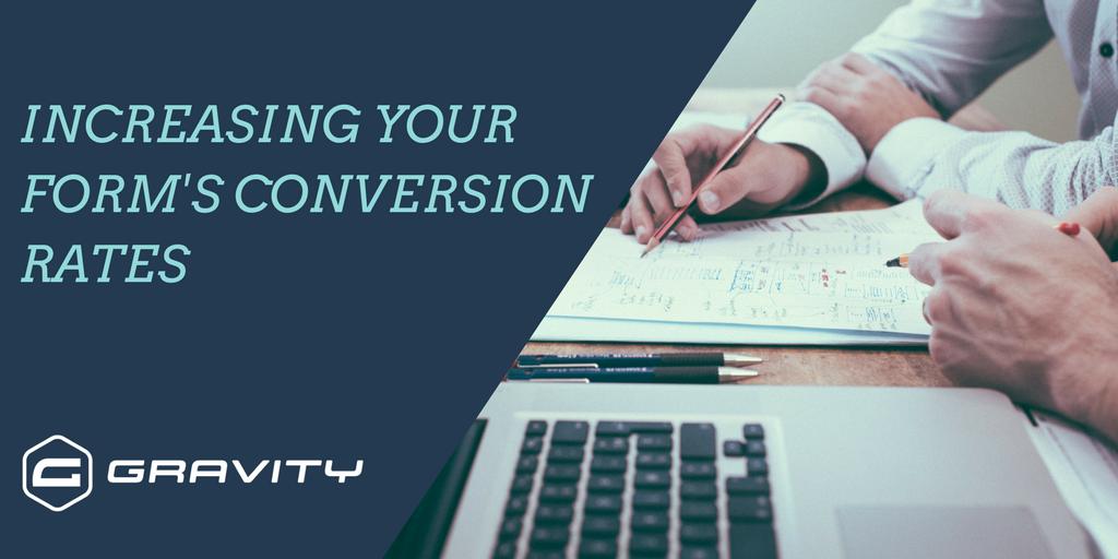 Increasing WordPress form conversion rates