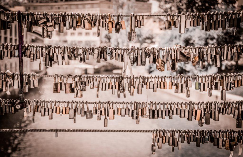 Hanging Locks User Registration Header
